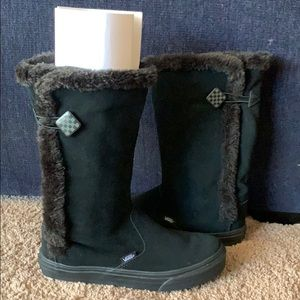 Vans Dasan Boots Black Size 8.5